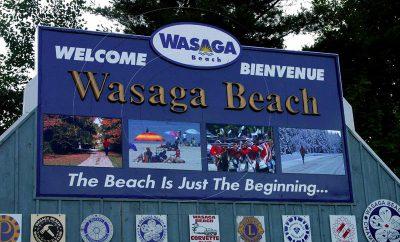 Activities in Wasaga Beach